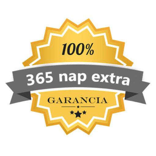 Bambuszora.hu garancia logó